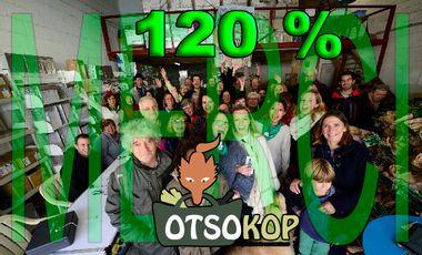 Visueel van project Otsokop : supermarché collaboratif du Pays Basque