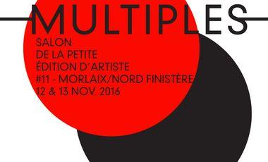 Visuel du projet Multiples, salon de la petite édition d'artiste