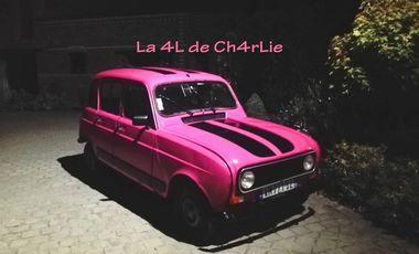 Visuel du projet La 4L de Ch4rLie