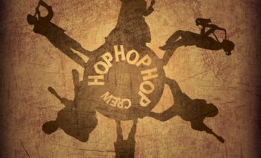 Project visual Hop Hop Hop Crew - Un beau studio, pour un bel album!