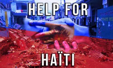 Project visual Help for Haïti