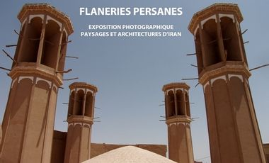 Visuel du projet Flâneries persanes