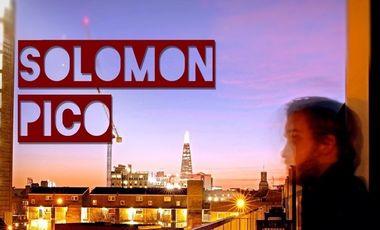 "Visueel van project Solomon Pico: ""Outerspace"" video !"