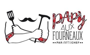 Visueel van project Papy aux Fourneaux : la table d'hôtes où tout se partage !
