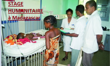 Visuel du projet Stage humanitaire à Madagascar