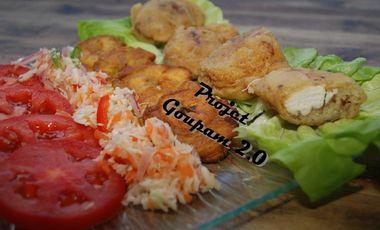 Visuel du projet Restaurant GOUPAM Evolue