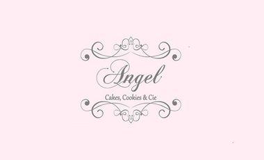"""Visuel du projet """"Angel Cakes"""" Cake Shop & Salon de thé nomade"""