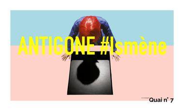 Visueel van project ANTIGONE #Ismène : Engagements