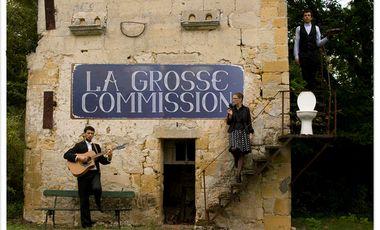Project visual LA GROSSE COMMISSION