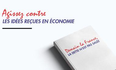 Visuel du projet Demain la France, la dette n'est pas salée