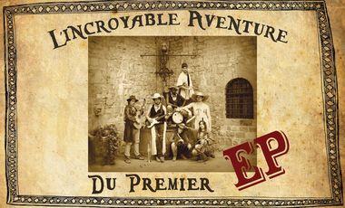 Project visual l'Incroyable Aventure du premier EP