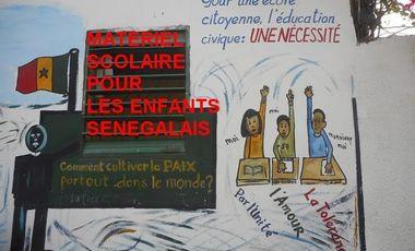 Visueel van project Matériel scolaire pour les enfants Sénégalais
