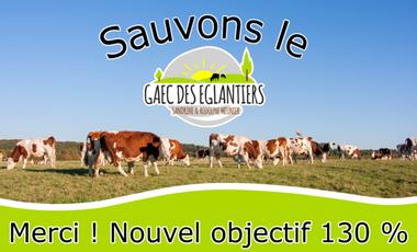 Project visual Sauvons le GAEC des Eglantiers