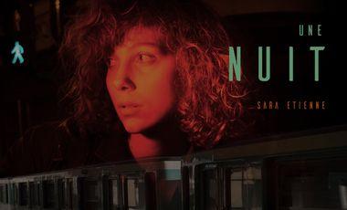Visueel van project UNE NUIT - Le court-métrage
