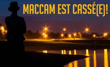 Project visual Maccam est cassée!