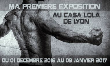 Project visual Première expo !