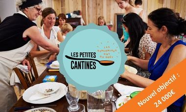Project visual Les Petites Cantines