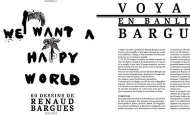 Visueel van project Le Projet Editorial de Renaud Bargues & Sophie Raynaud & Bernard Garnier de Labareyre