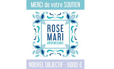 Project visual RoseMari Apothecarii