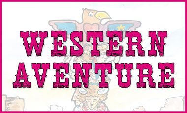 Project visual WESTERN AVENTURE