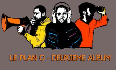 Project visual Le Plan C... deuxième album