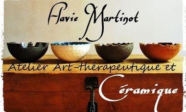 Project visual Atelier céramique et Art-thérapeutique