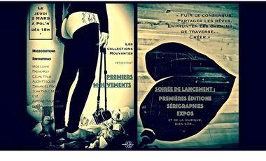 Visueel van project Les Collections Mouvantes : Soutenez notre projet de microéditions d'oeuvres graphiques et littéraires