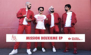 Visuel du projet BIG Junior - Mission 2ème EP