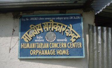 Project visual Nepali orphanage project