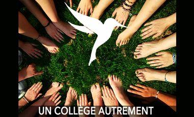 Project visual Un Collège Autrement