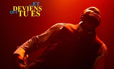 Project visual NËGGUS «...Et Deviens Qui Tu Es»1er album solo