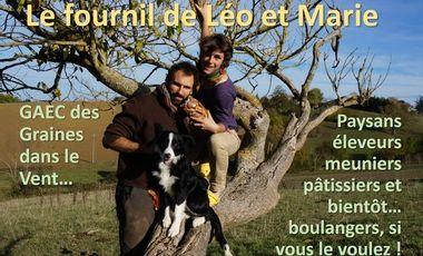 Visuel du projet Le fournil de Léo et Marie