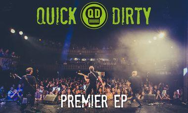 Visuel du projet Quick&Dirty - 1er EP