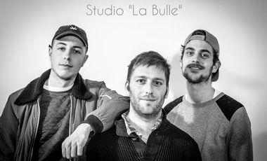 """Visueel van project Studio  """"La Bulle"""""""