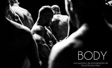 Visuel du projet BODY - Dans les coulisses du bodybuilding