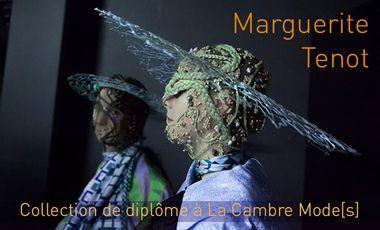 Project visual Collection de Diplôme - Marguerite Tenot