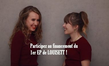 Project visual 1er EP Louisett