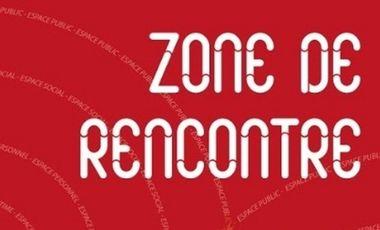 """Visueel van project Exposition """"Zone de Rencontre"""""""