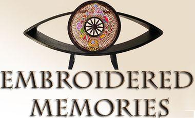 Visuel du projet MÉMOIRES BRODÉES - EMBROIDERED MEMORIES