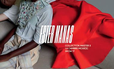 Project visual Collection Master II - Ester Manas