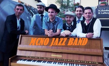 Project visual MCNO Jazz Band - Album de Jazz New Orleans