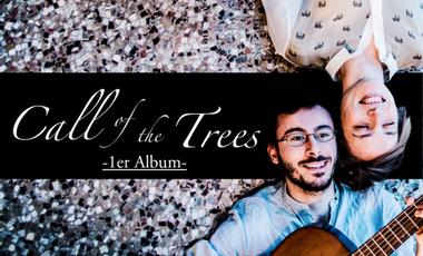 Visueel van project Call of the Trees / 1er Album