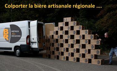 Project visual Bières des Régions
