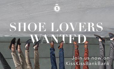 Visueel van project ÔSingulier(S) - Shoe lovers wanted