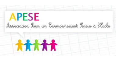 Project visual APESE, Association Pour un Environnement Serein à l'Ecole