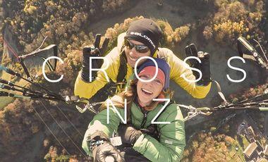 Visuel du projet Traversée de la Nouvelle Zélande en parapente