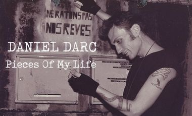 Visueel van project Daniel Darc, Pieces Of My Life