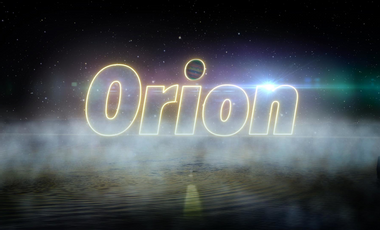 Project visual Orion