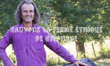 Visueel van project Sauvons la ferme éthique de Stéphane