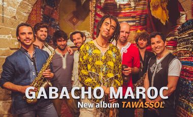 Project visual GABACHO MAROC Nouvel Album